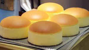 Tante japanese cheesecake