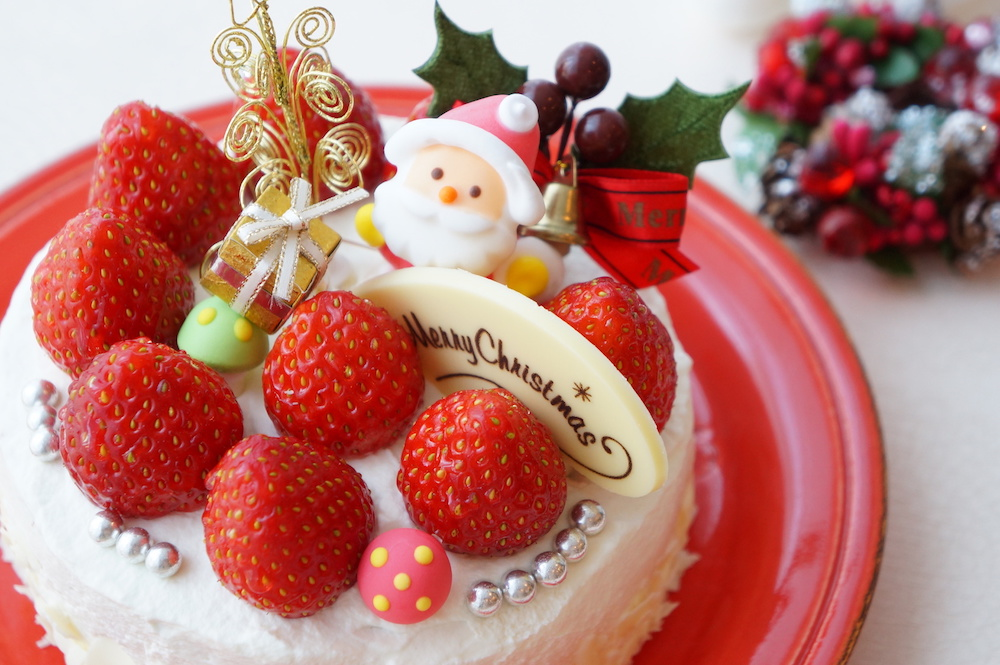 Christmas Cake Natale in Giappone